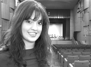 A teatro con Francesca