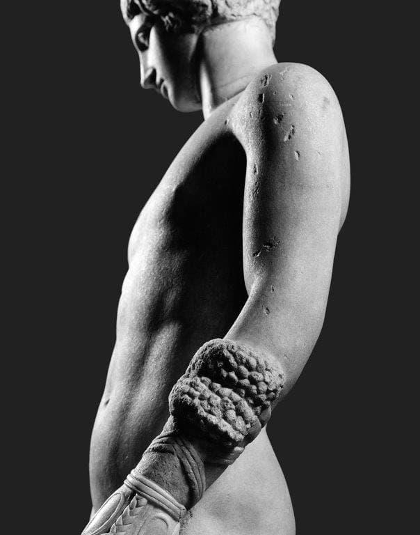 1 Statua di Pugile BNL ©luigispina-2