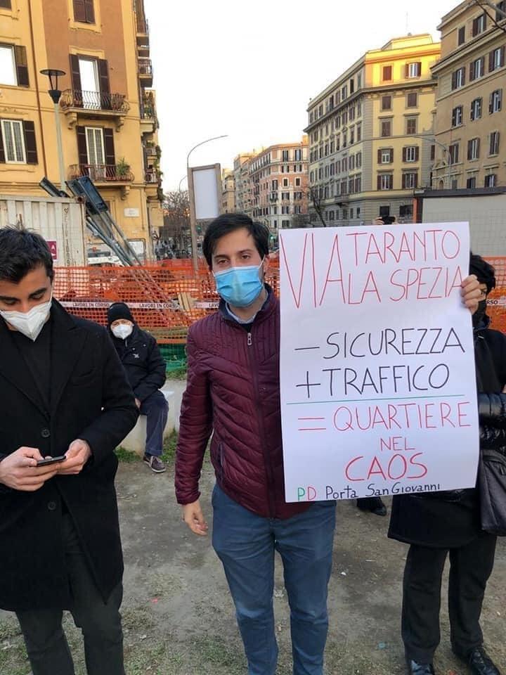 proteste san giovanni
