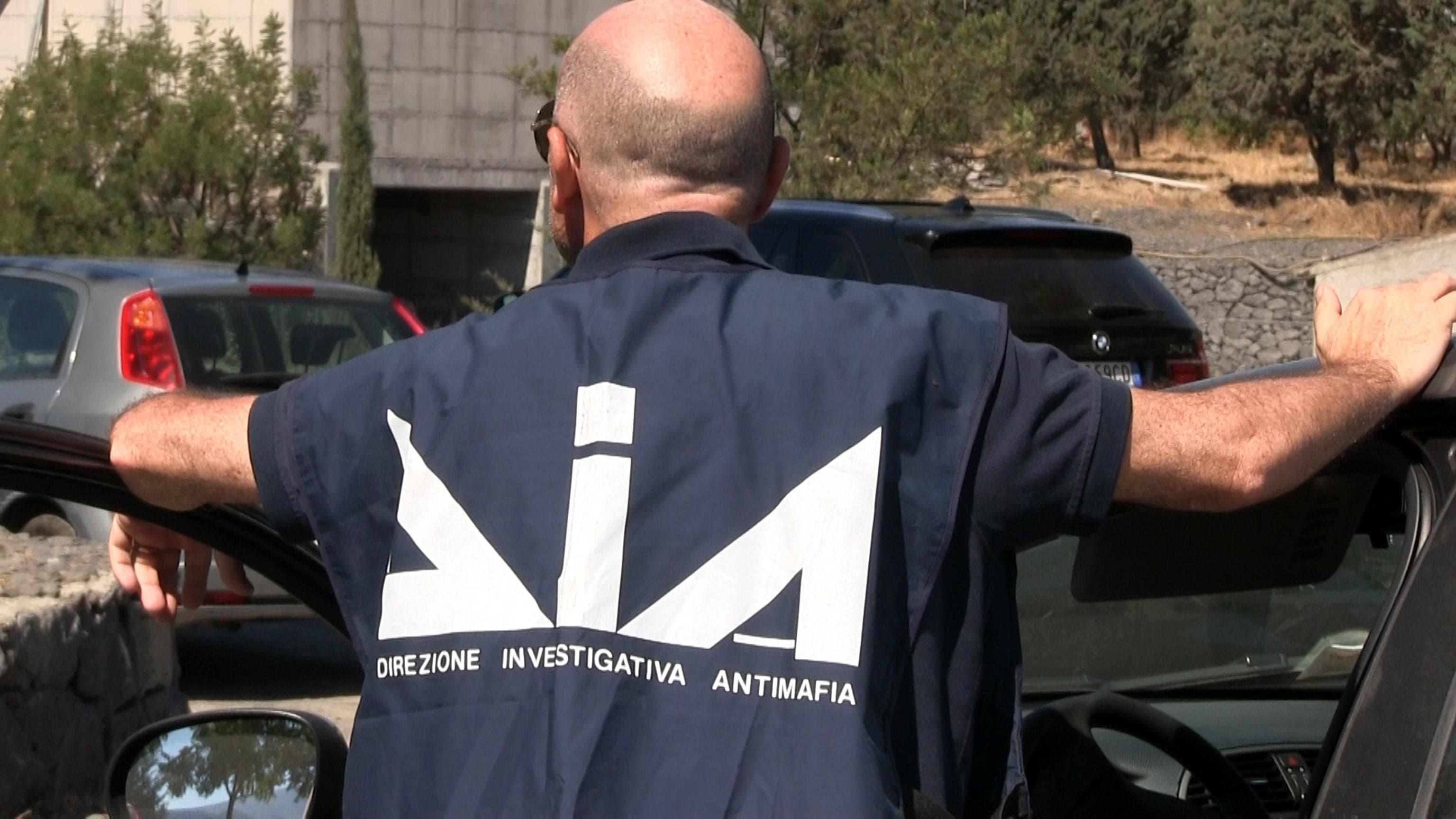 D.I.A. Direzione investigativa antimafia-2