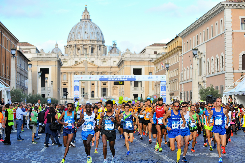 Mezza Maratona via Pacis 1-2