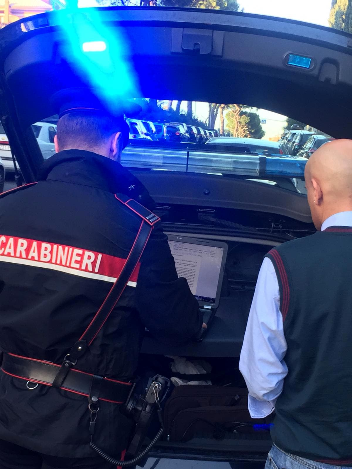 Minacce bus 60 via Ettore Romagnoli 3-2