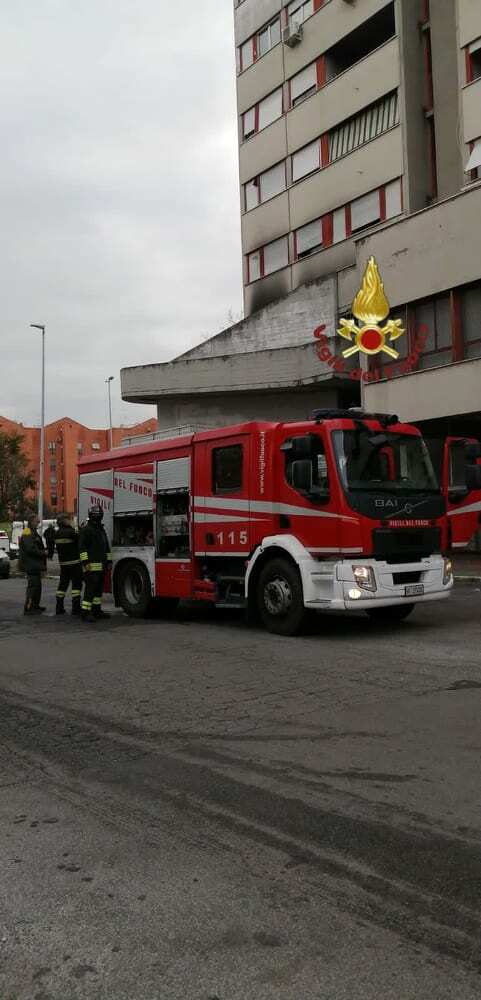 Incendio via Mozart 11 23.12.2020-2