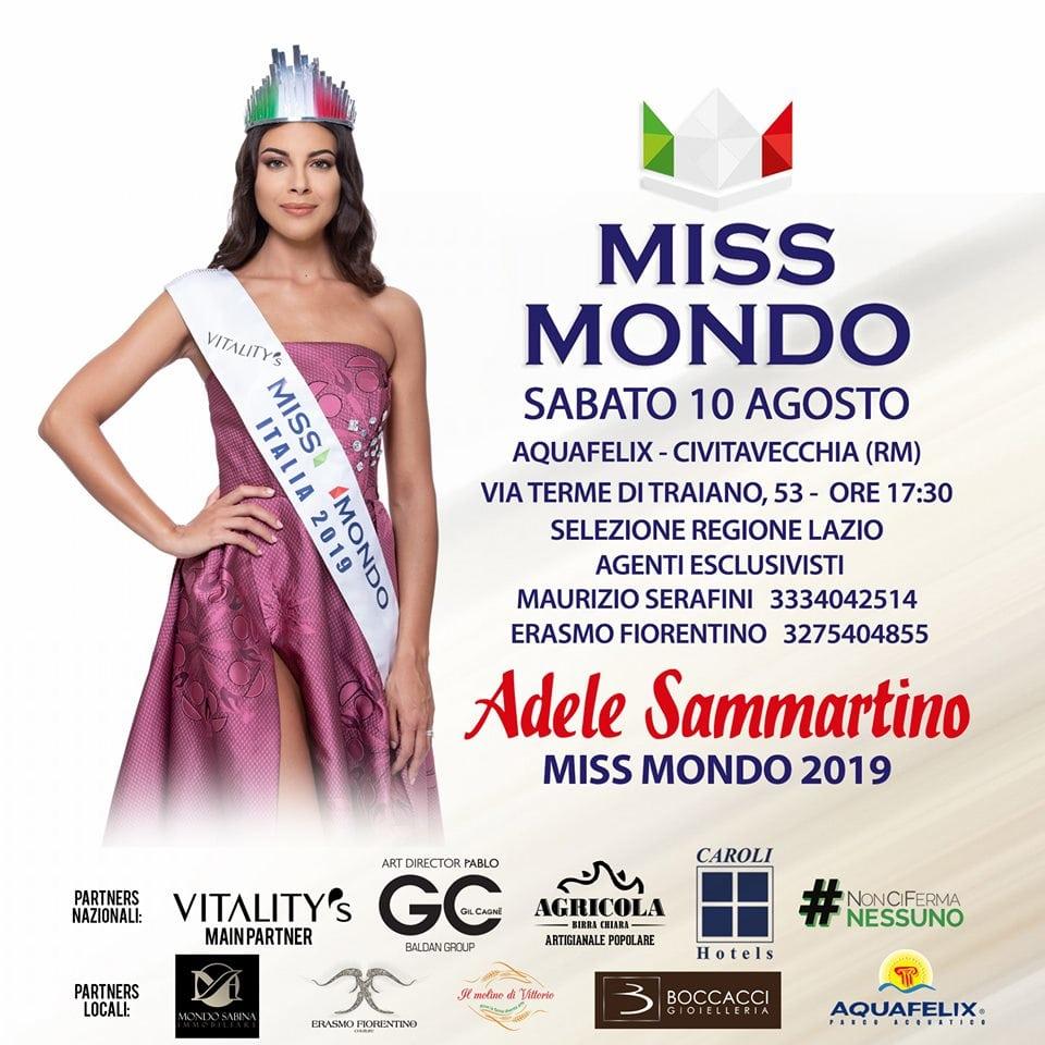 miss mondo lazio seconda tappa 10 agosto-2