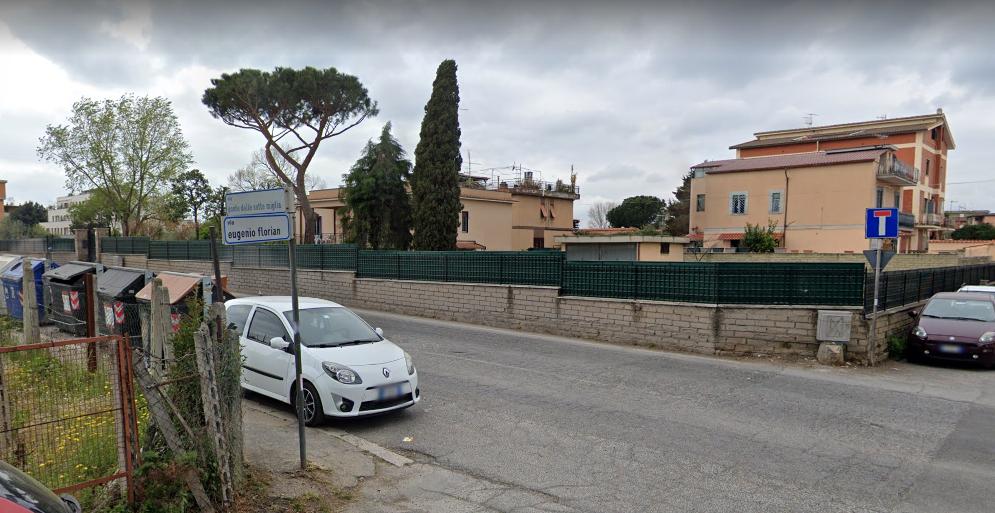 Via Eugenio Floria (foto google)-2