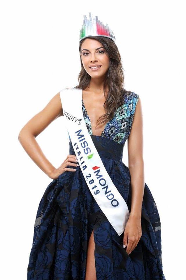 adele sammartino miss mondo italia 2019-2
