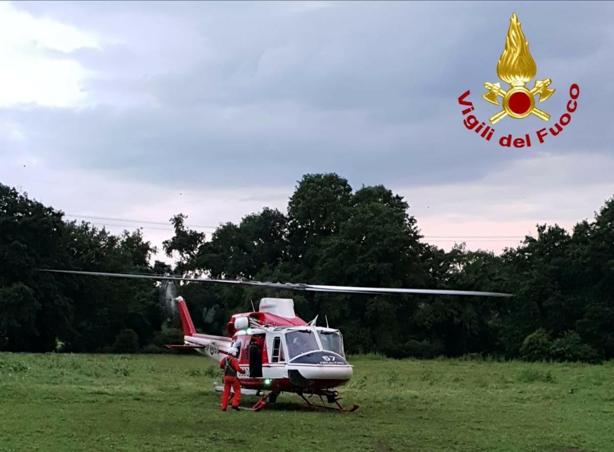 Vigili fuoco elicottero-2