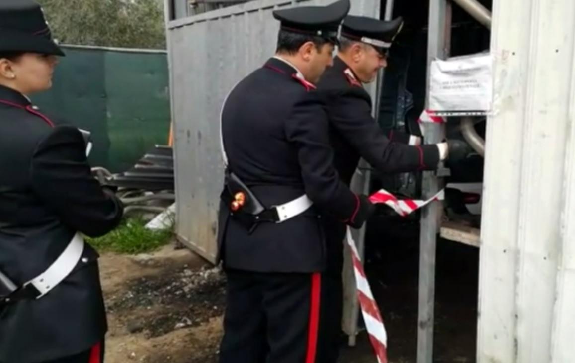 Le auto recuperate dei Carabinieri (2)-2