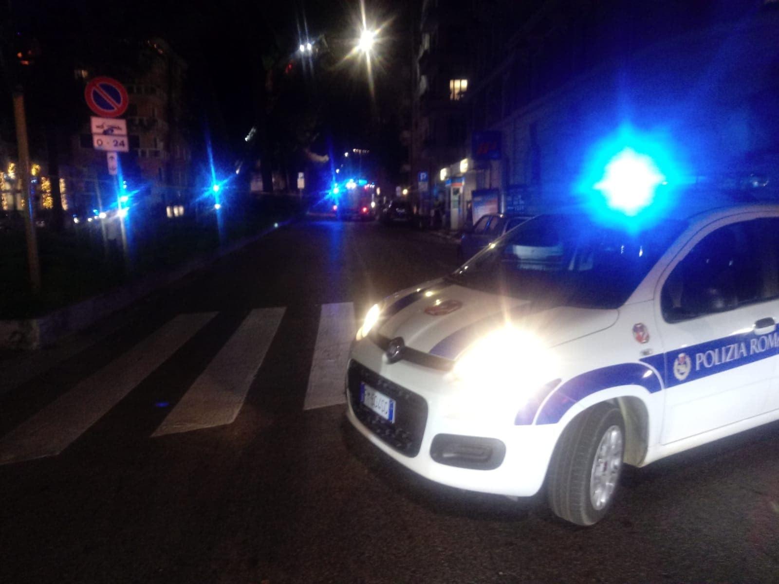 Vigili corso Trieste-2