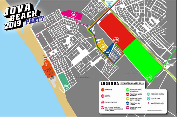 Jova Beach mappa-2