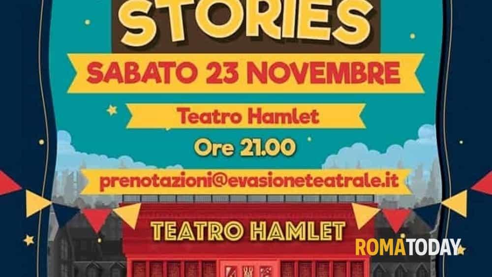 big little stories, lo spettacolo improvvisato-3