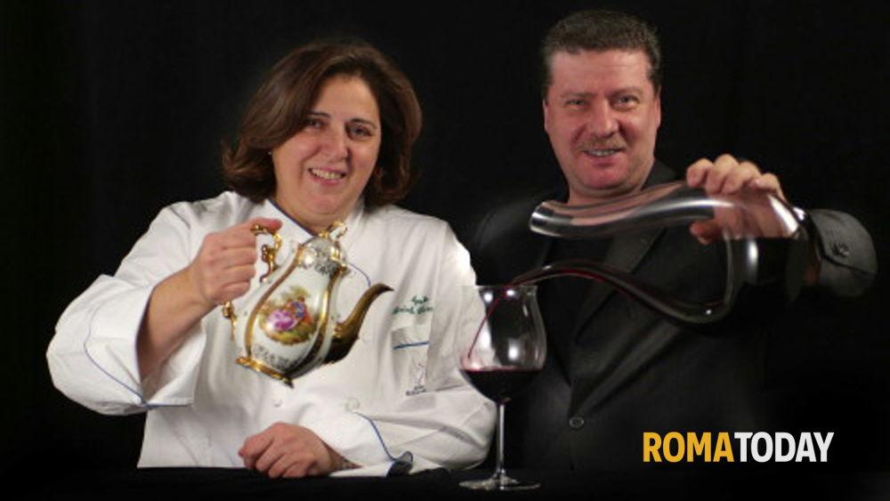 """la locanda dei girasoli chef solidali le stelle per il sociale """"agata e romeo il 23 novembre alla locanda dei girasoli per il pranzo della domenica di tradizione romana""""-2"""
