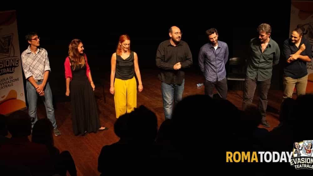 big little stories, lo spettacolo improvvisato-6