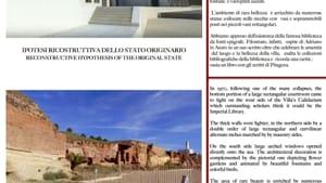 tour virtuale della villa di nerone-5