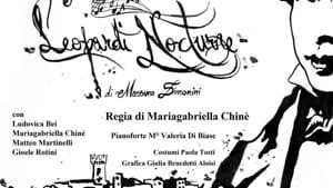 "Al Teatro San Vigilio di Roma ""Leopardi Nocturne"""