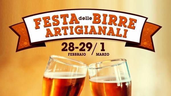 Oltre 100 birre per tutti i gusti: Eataly vi aspetta dal 28 febbraio al 1 marzo con la Festa delle Birre Artigianali
