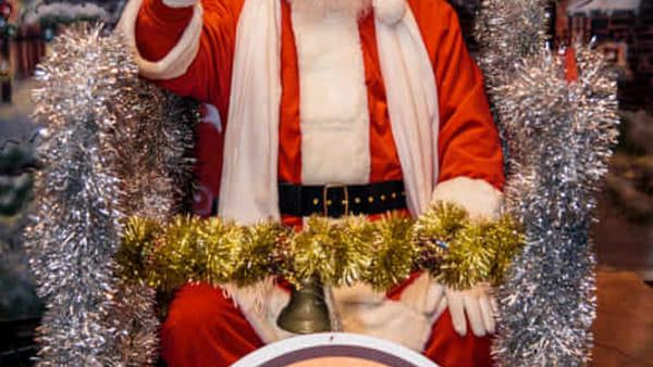 Colazione con Babbo Natale all'Hard Rock Cafe