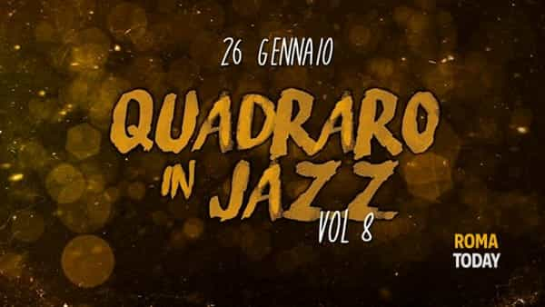 Quadraro In Jazz Vol.8 - Gianluca Figliola Quartet