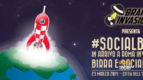 Arriva a Roma la #socialbirra, primo grande evento dedicato a birra e social media