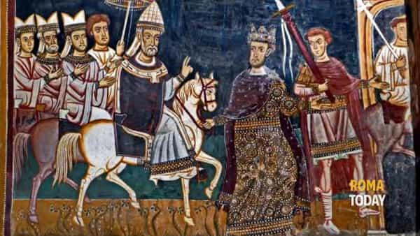 Il Celio: dal Monastero dei Santi Quattro Coronati a Santa Maria in Domnica