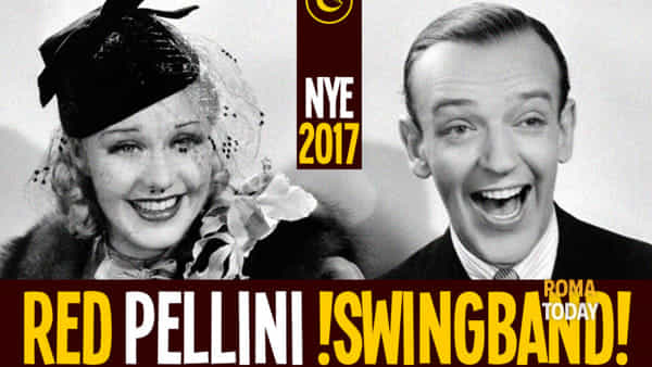 Capodanno 2017 al Gregory's Jazz Club / Red Pellini SwingBand!