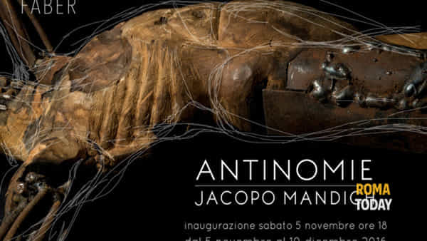 Antinomie di Jacopo Mandich