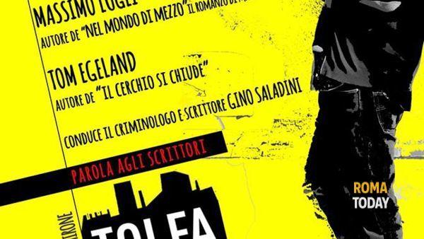 """""""Tolfa Gialli & Noir"""", festival letterario decisamente """"fuori dalle righe"""""""