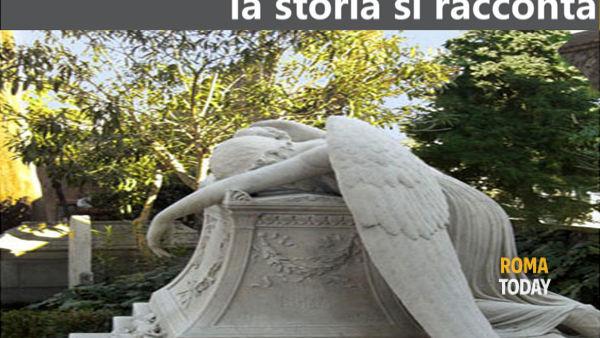 Il Cimitero Acattolico di Testaccio - visita guidata con storico dell'arte