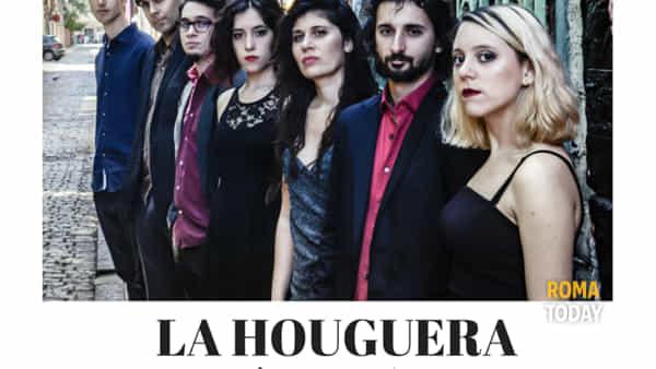 Tango Argentino: La Houguera in concerto