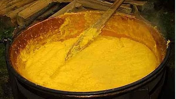 Festa della polenta a Sambuci