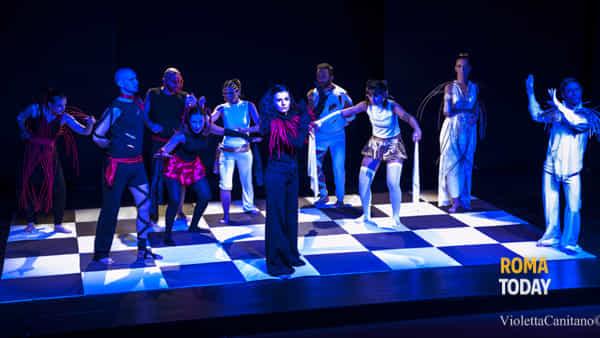 Maestri di scacchi in scena al Teatro Hamlet