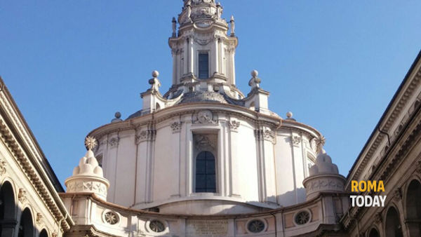 Sant'Ivo alla Sapienza: una gemma nel cuore di Roma