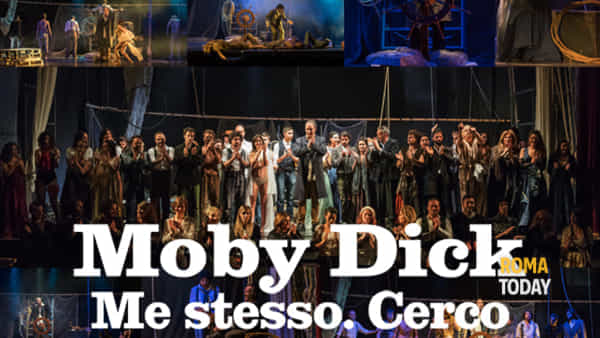 Moby Dick. Me Stesso. Cerco