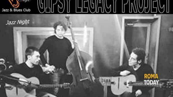 Gipsy Legacy Project in concerto al Charity Café