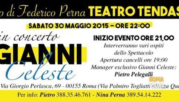 Gianni Celeste in memoria di Federico Perna