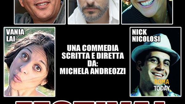 """Perché nessuno è come sembra"""" al Teatro 7 di Roma"""