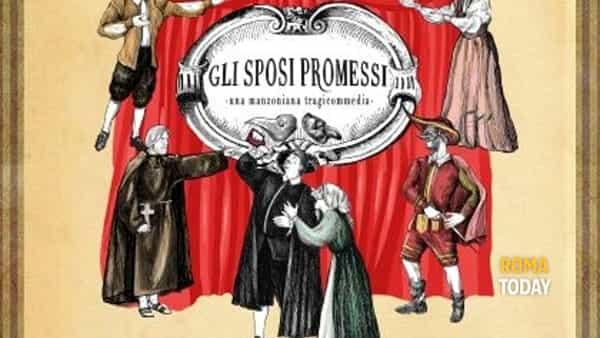 Gli Sposi Promessi in scena al Teatro Tor Bella Monaca