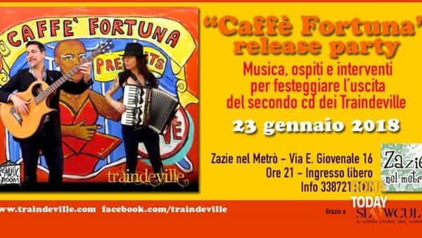 Caffè Fortuna Release Party