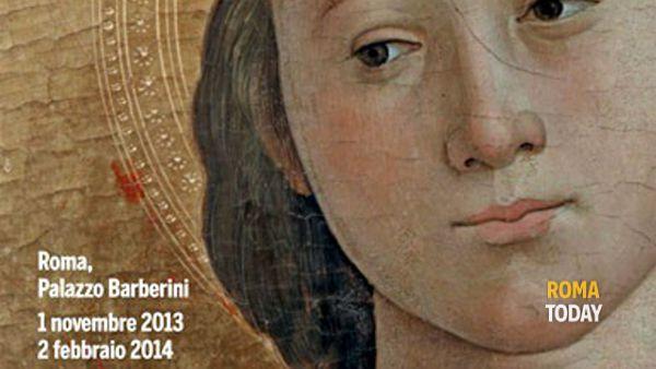 "Antoniazzo Romano ""Pictor Urbis"" a Palazzo Barberini visita guidata 24 gennaio 2014"
