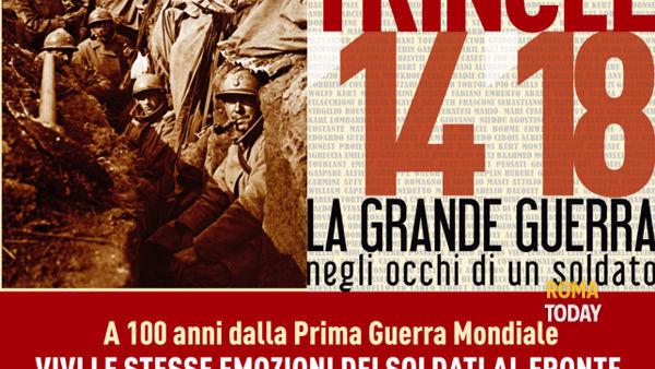 Centenario della Prima Guerra Mondiale: a Roma la mostra Trincee '14/18