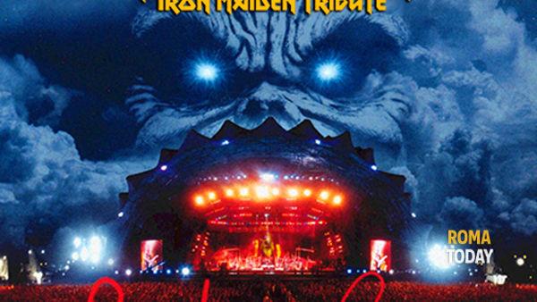 Iron Maiden night, gli Invaders live alla Locanda Blues