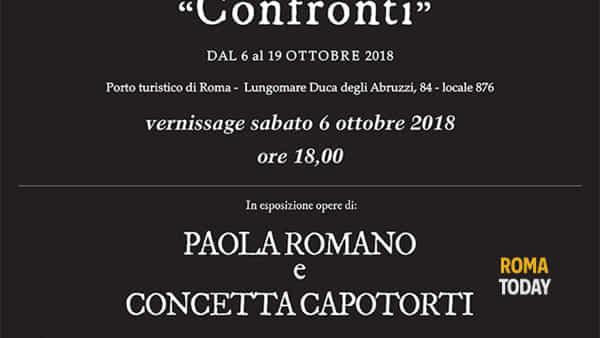 Confronti - Paola Romano e Concetta Capotorti