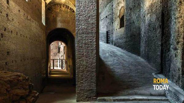 Il Palatino e la rampa imperiale di Domiziano