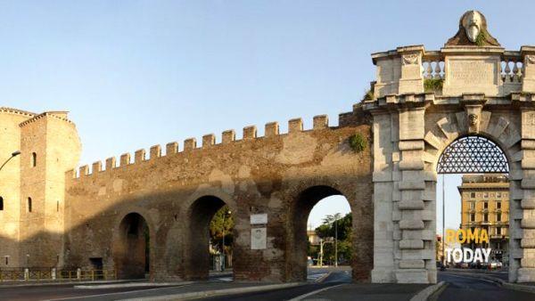 Le mura aureliane - visita guidata pomeridiana