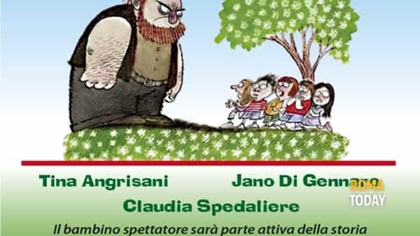 """Spettacolo Teatrale per bambini """"Il Gigante Egoista"""" a Roma Teatri"""