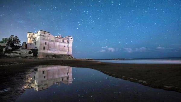 Santa Severa, torna il Castello sotto le stelle