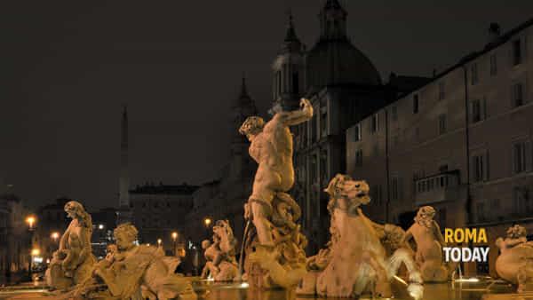 All'ombra di Piazza Navona. Passeggiata esoterica al chiaro di luna