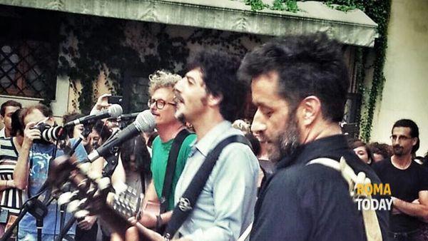 Fabi, Silvestri, Gazzè: ultima tappa del tour a Rock in Roma