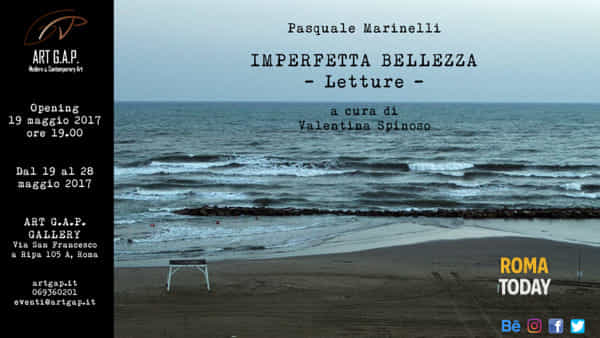 Pasquale Marinelli - Imperfetta Bellezza