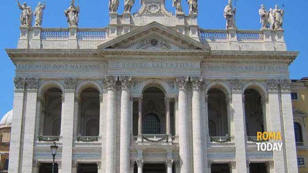 Battistero e Basilica di S Giovanni in Laterano visita guidata 23 febbraio 2014